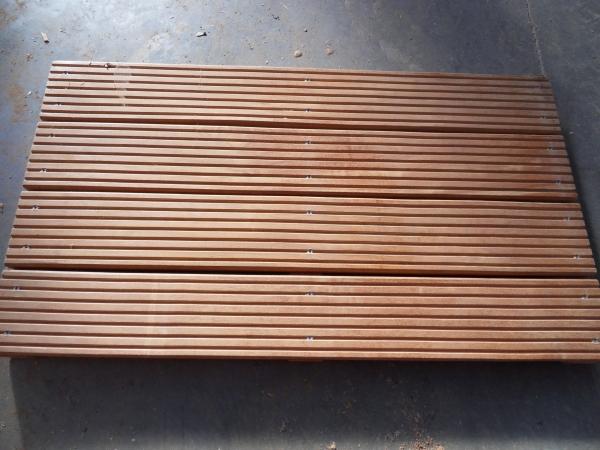 tali bois de terrasse de 25mm sur 145 mm de large tali tali bois de terrasse de 25mm d. Black Bedroom Furniture Sets. Home Design Ideas